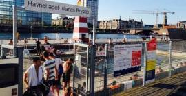 The Harbour Bath at Islands Brygge Denmark