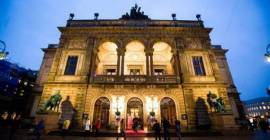 The Danish Royal Theatre - The Old Stage Denmark