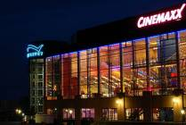 CinemaxX at Fisketorvet  Denmark